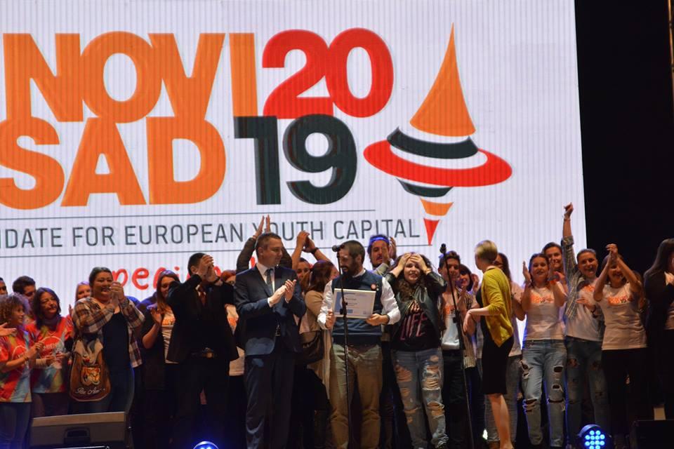 NOVI SAD for European Youth Capital 2019
