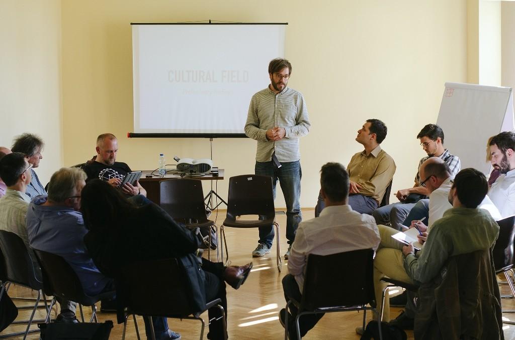 Goran Tomka o stanju u kulturi na teritoriji grada Novog Sada - manja