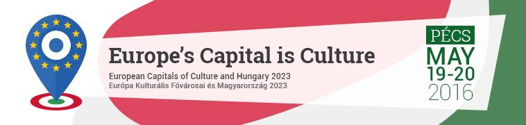 Europe's Capital is Culture - Novi Sad 2021