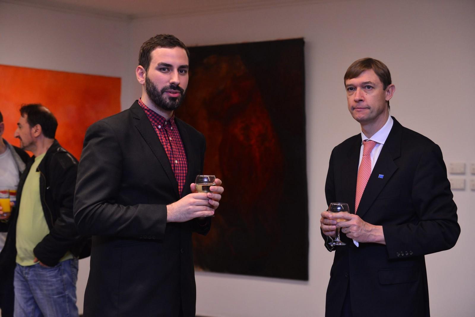 Vuk Radulovic i Oskar Benedikt