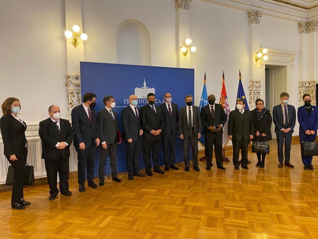 Francophone Ambassadors
