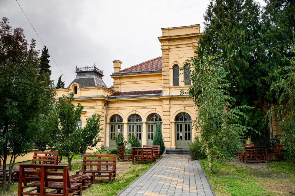Културне станице Еђшег
